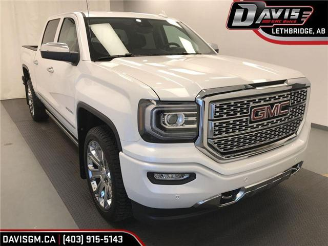 2017 GMC Sierra 1500 Denali (Stk: 182687) in Lethbridge - Image 1 of 36