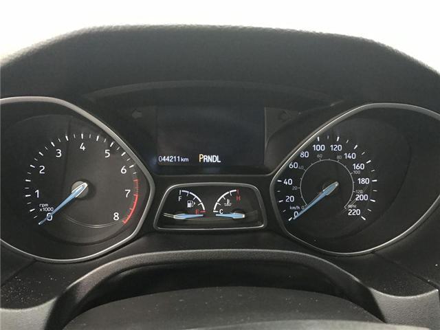 2017 Ford Focus SE (Stk: 204421) in Lethbridge - Image 17 of 33