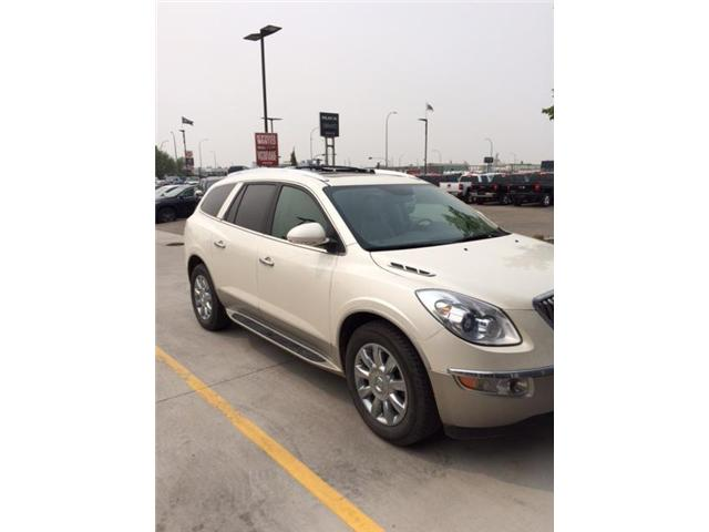 2012 Buick Enclave CXL (Stk: 141396) in Lethbridge - Image 1 of 5
