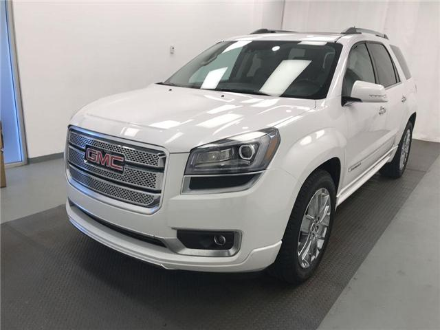 2016 GMC Acadia Denali (Stk: 158457) in Lethbridge - Image 2 of 36