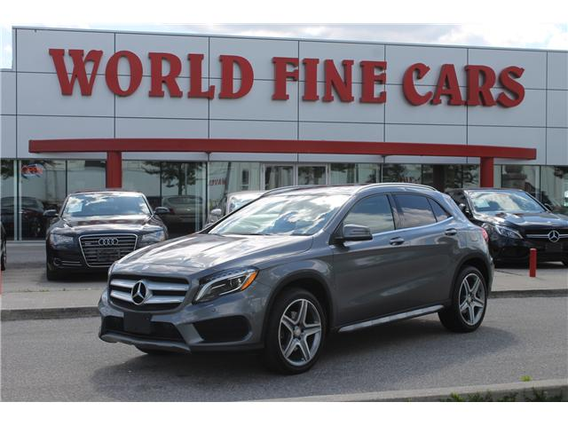 2015 Mercedes-Benz GLA-Class Base (Stk: 16844) in Toronto - Image 1 of 22