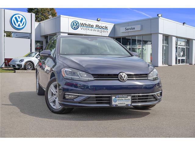 2018 Volkswagen Golf 1.8 TSI Comfortline (Stk: JG270825) in Vancouver - Image 1 of 27