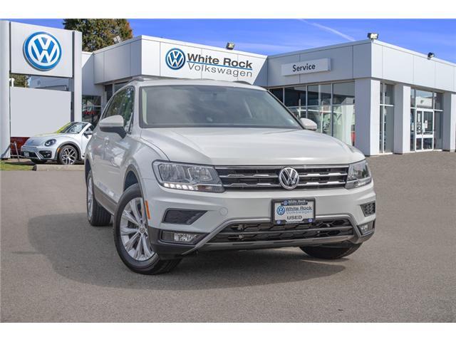 2018 Volkswagen Tiguan Trendline (Stk: JT071808) in Vancouver - Image 1 of 27
