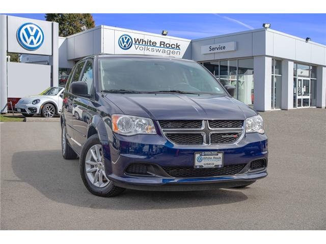 2014 Dodge Grand Caravan SE/SXT (Stk: KA536234A) in Vancouver - Image 1 of 28
