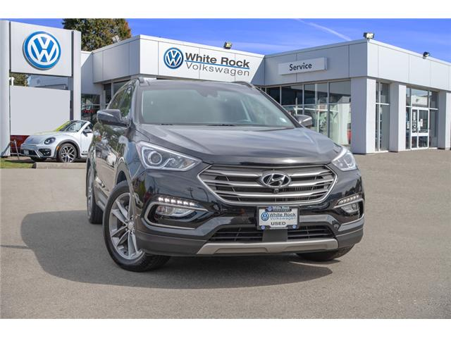 2017 Hyundai Santa Fe Sport 2.0T Ultimate (Stk: VW0885) in Vancouver - Image 1 of 30