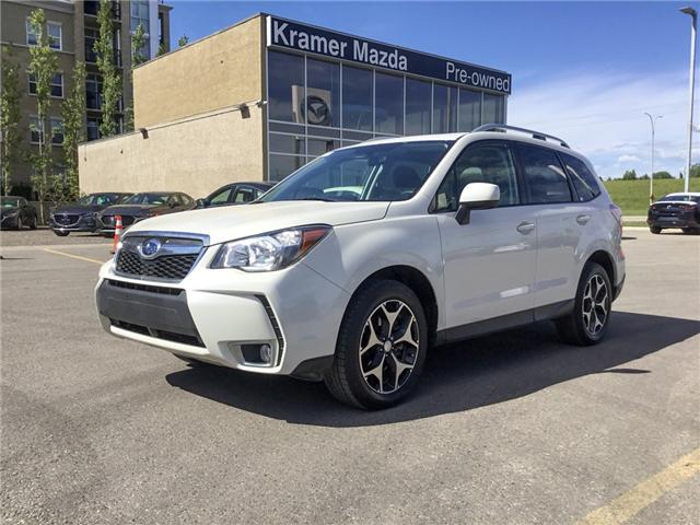 2016 Subaru Forester 2.0XT Touring (Stk: K7885) in Calgary - Image 1 of 16