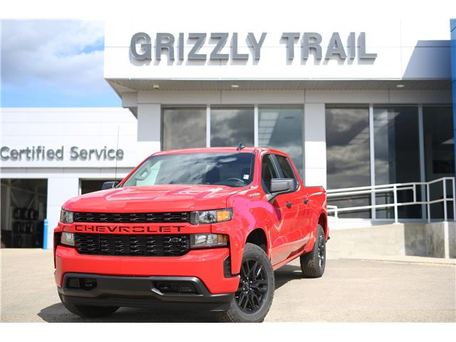 2019 Chevrolet Silverado 1500 Silverado Custom (Stk: 57619) in Barrhead - Image 1 of 27