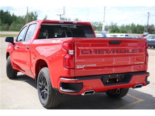 2019 Chevrolet Silverado 1500 Silverado Custom (Stk: 57619) in Barrhead - Image 3 of 27