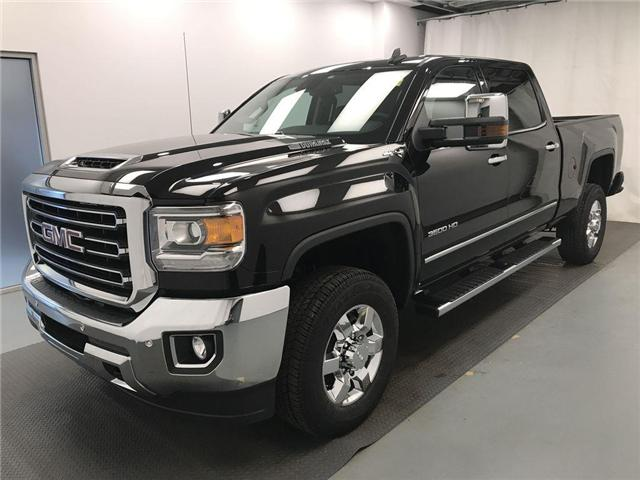 2019 GMC Sierra 3500HD SLT (Stk: 203815) in Lethbridge - Image 2 of 37