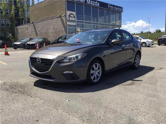 2014 Mazda Mazda3 GX-SKY (Stk: K7882) in Calgary - Image 1 of 15