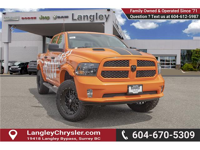 2019 RAM 1500 Classic ST (Stk: K611123) in Surrey - Image 1 of 25