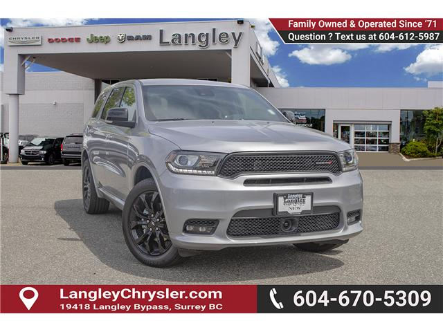 2019 Dodge Durango GT (Stk: K681681) in Surrey - Image 1 of 25