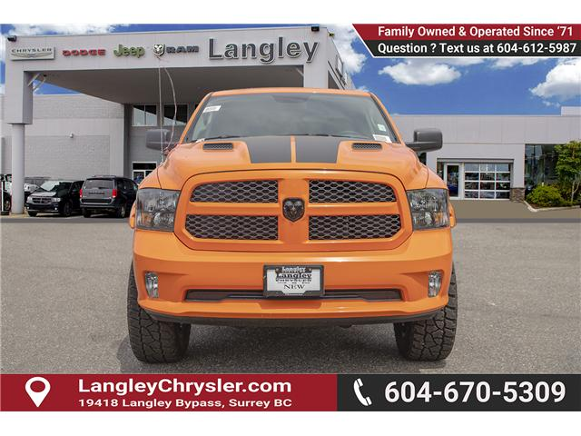 2019 RAM 1500 Classic ST (Stk: K611123) in Surrey - Image 2 of 25