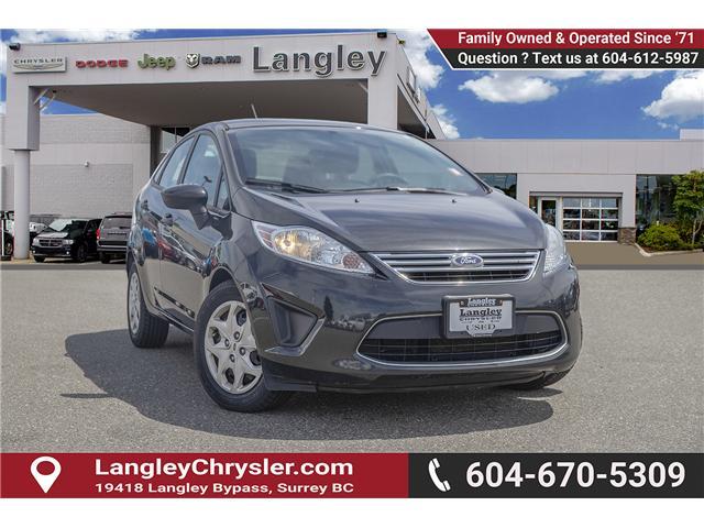 2012 Ford Fiesta SE 3FADP4BJ7CM144677 K684043A in Surrey