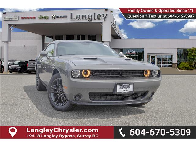 2019 Dodge Challenger SXT (Stk: K626223) in Surrey - Image 1 of 21