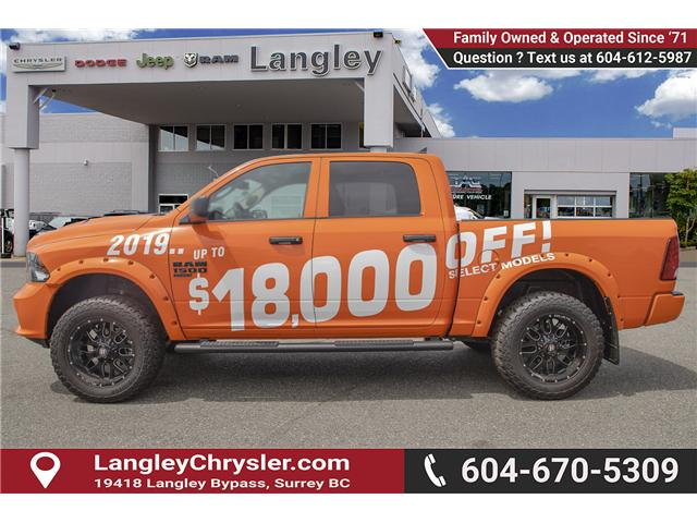 2019 RAM 1500 Classic ST (Stk: K611123) in Surrey - Image 4 of 25