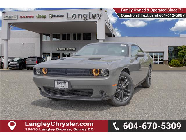 2019 Dodge Challenger SXT (Stk: K626223) in Surrey - Image 3 of 21