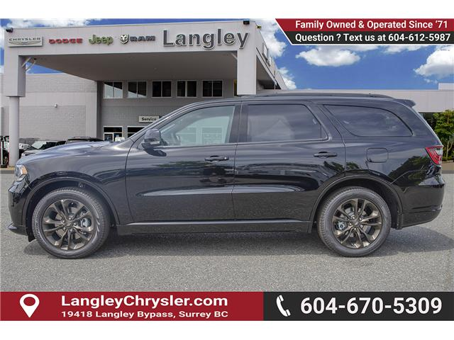 2019 Dodge Durango R/T (Stk: K780775) in Surrey - Image 4 of 23
