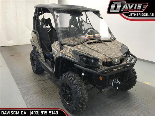 2017 Can-Am CAN-AM COMMANDER 800 XT  (Stk: 205628) in Lethbridge - Image 1 of 23