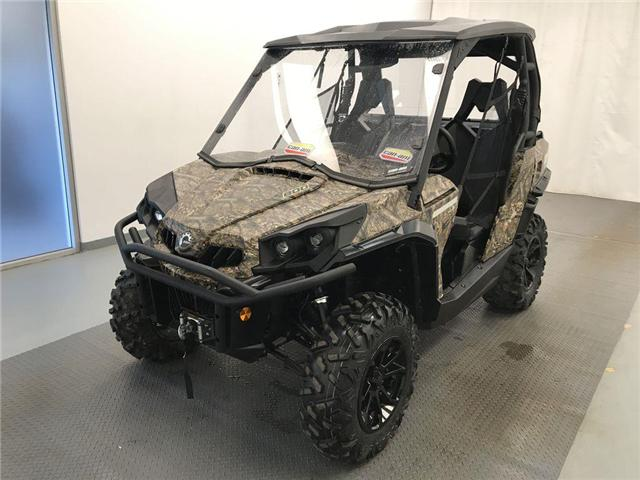 2017 Can-Am CAN-AM COMMANDER 800 XT  (Stk: 205628) in Lethbridge - Image 2 of 23