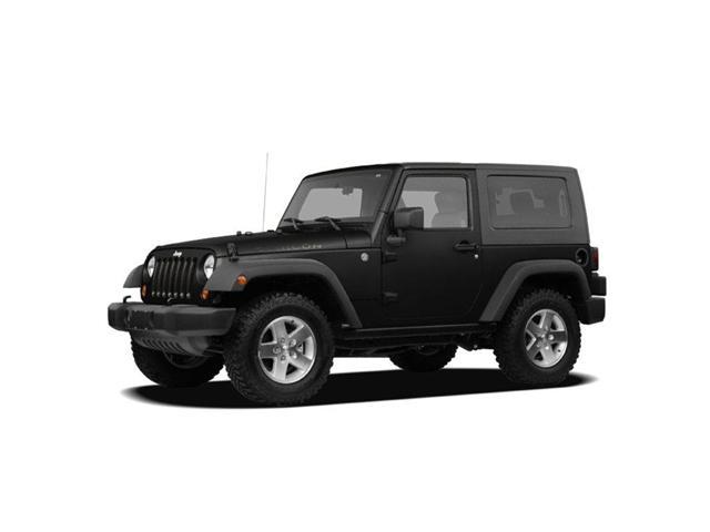 2010 Jeep Wrangler Sahara (Stk: 19673) in Chatham - Image 1 of 1