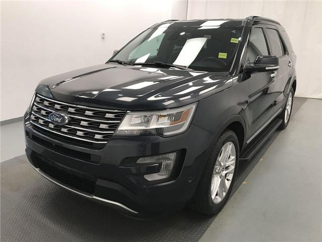 2017 Ford Explorer Limited (Stk: 205962) in Lethbridge - Image 2 of 36