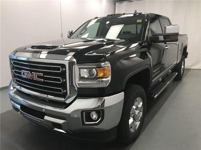 2019 GMC Sierra 3500HD SLT (Stk: 203583) in Lethbridge - Image 2 of 35