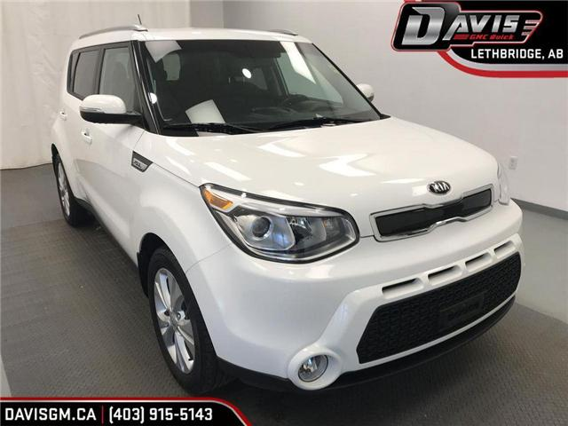 2016 Kia Soul  (Stk: 203299) in Lethbridge - Image 1 of 34