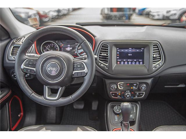 2018 Jeep Compass Trailhawk (Stk: SV02644A) in Abbotsford - Image 15 of 29
