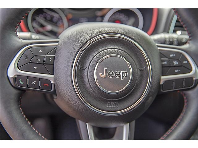 2018 Jeep Compass Trailhawk (Stk: SV02644A) in Abbotsford - Image 20 of 29
