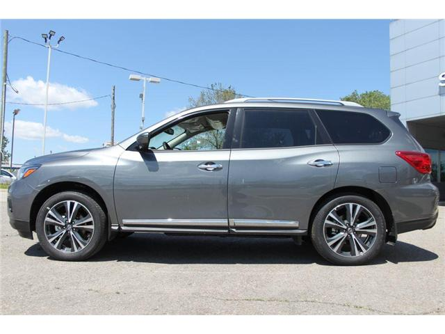 2018 Nissan Pathfinder  (Stk: P5693) in Toronto - Image 2 of 7
