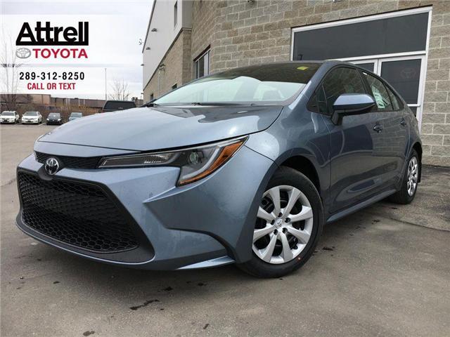 New Toyota Corolla For Sale In Brampton Attrell Toyota