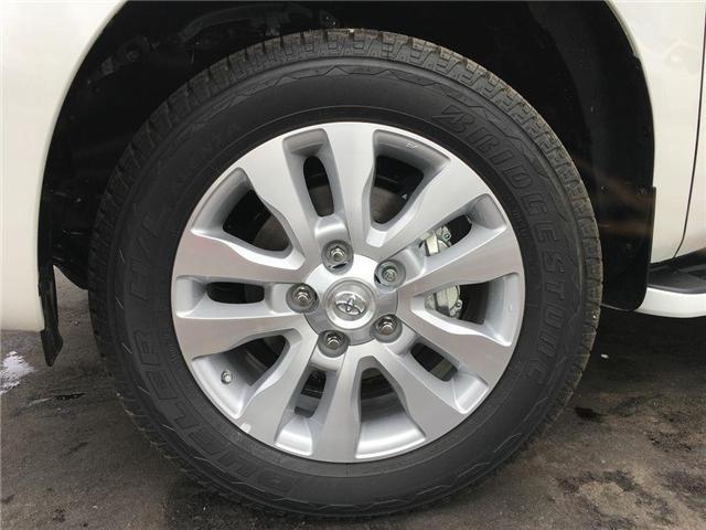 2018 Toyota Sequoia PLATINUM (Stk: 41236) in Brampton - Image 2 of 26