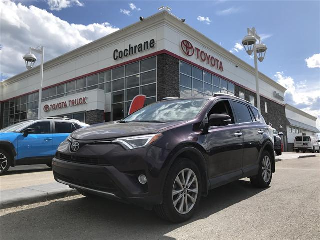 2016 Toyota RAV4 Limited (Stk: 2822) in Cochrane - Image 1 of 17