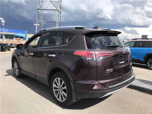 2016 Toyota RAV4 Limited (Stk: 2822) in Cochrane - Image 3 of 17
