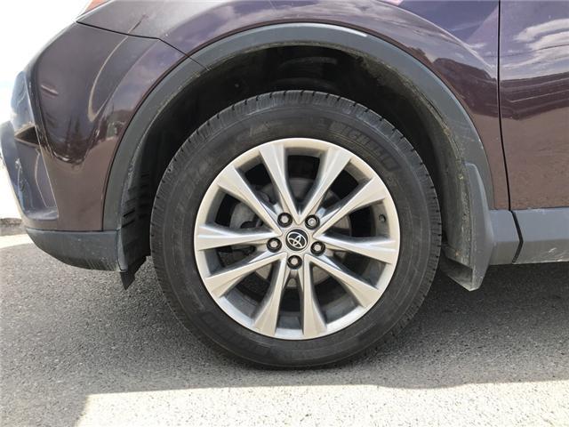 2016 Toyota RAV4 Limited (Stk: 2822) in Cochrane - Image 9 of 17