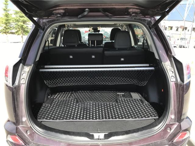 2016 Toyota RAV4 Limited (Stk: 2822) in Cochrane - Image 10 of 17
