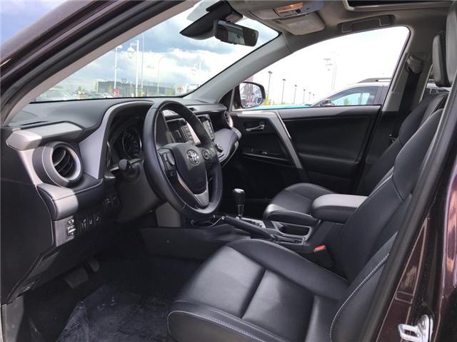 2016 Toyota RAV4 Limited (Stk: 2822) in Cochrane - Image 11 of 17