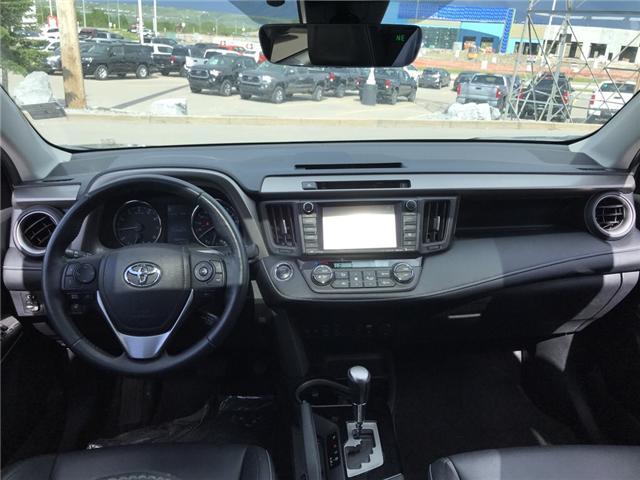 2016 Toyota RAV4 Limited (Stk: 2822) in Cochrane - Image 14 of 17