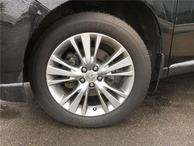 2013 Lexus RX 350 TOURING PKG LEATHER, SUNROOF, NAVI, ABS, ALLOYS, B (Stk: 8649A) in Brampton - Image 2 of 28