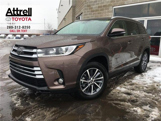 2019 Toyota Highlander XLE AWD (Stk: 42490) in Brampton - Image 1 of 29