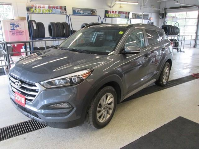 2018 Hyundai Tucson SE 2.0L (Stk: M2647) in Gloucester - Image 1 of 20