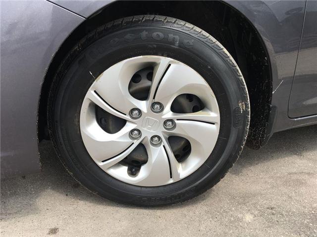 2014 Honda Civic Sedan LX HEATED SEATS, AUX, BLUETOOTH, STEERING WHEEL CO (Stk: 44081A) in Brampton - Image 2 of 23
