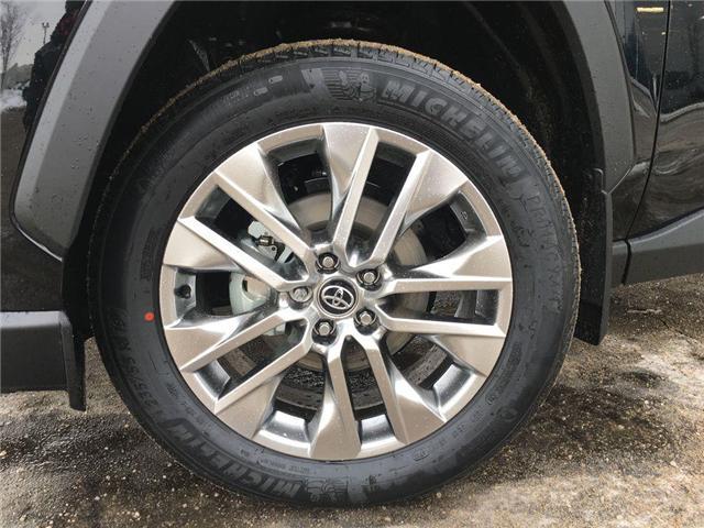2019 Toyota RAV4 AWD LIMITED (Stk: 43611) in Brampton - Image 2 of 29