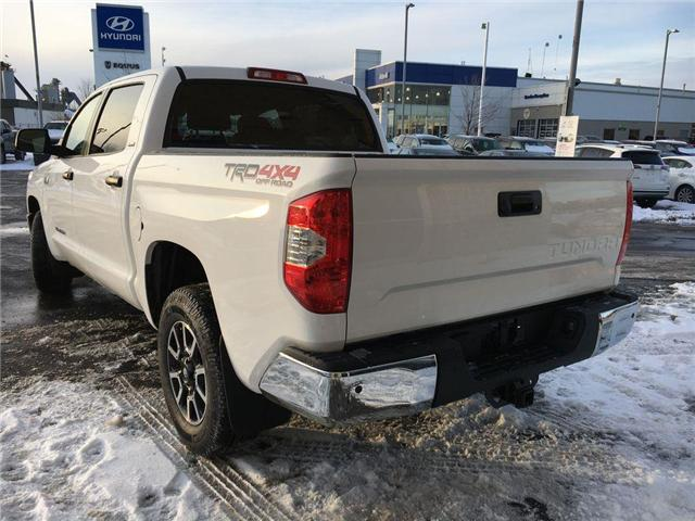 2018 Toyota Tundra CREWMAX TRD OFF-ROAD (Stk: 42998) in Brampton - Image 11 of 26