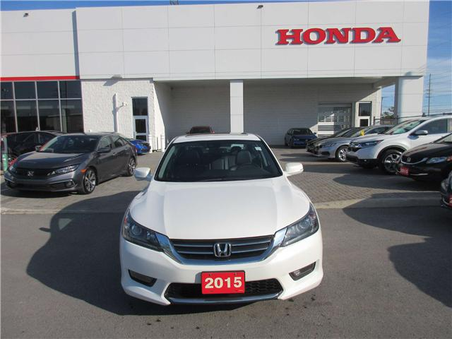 2015 Honda Accord EX-L (Stk: SS3486) in Ottawa - Image 2 of 13