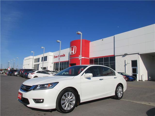 2015 Honda Accord EX-L (Stk: SS3486) in Ottawa - Image 1 of 13