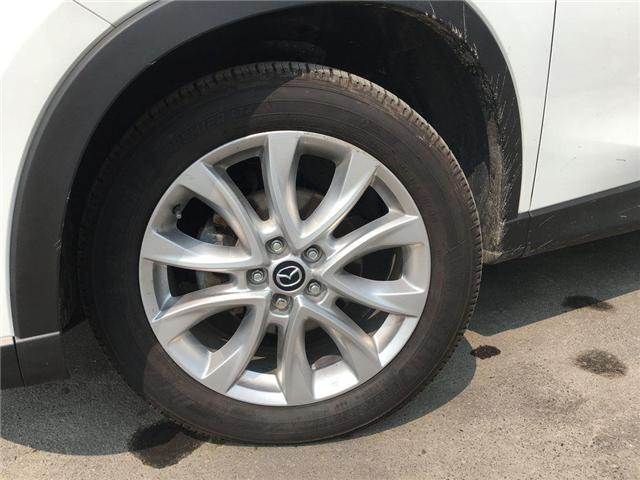 2015 Mazda CX-5 GT LEATHER, SUNROOF, ALLOYS, NAVI, FOG, PUSH BUTTO (Stk: 44495B) in Brampton - Image 2 of 28
