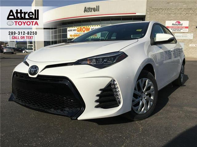 2019 Toyota Corolla SE (Stk: 43401) in Brampton - Image 1 of 24