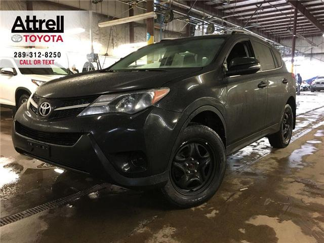 2015 Toyota RAV4 LE FWD UPGRADE PKG, HEATED SEATS, BACK UP CAMERA,  (Stk: 42929A) in Brampton - Image 1 of 24